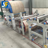 Полноавтоматическая машина упаковки крена туалетной бумаги Никак-Останавливает производственную линию крена ткани