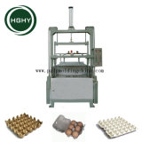 Hghy los desechos de papel bandeja bandeja de huevos de la línea de producción de manzana