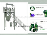 Alta eficiencia de ahorro de energía de vapor de aceite esencial equipos de destilación TQ