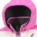 아이의 겨울 (옥외) 방수 Softshell 바람 재킷