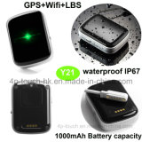 Nieuwste Waterdicht MiniGPS Poratable Volgend Apparaat voor Persoonlijk/Kind/Auto Y21