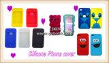 12 Druipende Machine van pvc van de kleur de Vloeibare voor de Mobiele Dekking van de Telefoon Volledige Automatisch