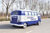 L'alimentation électrique du chariot de VW, VW T1 camion alimentaire, VW Combi camion alimentaire