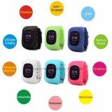 Relógio de venda quente do perseguidor do GPS dos miúdos de 2g Digitas com atendimento do SOS e Y2 do Multi-Posicionamento