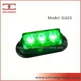 Indicatore luminoso d'avvertimento dello stroboscopio capo chiaro del LED (SL623-G)