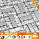 居間(G623002)のための金およびSilver Plated Glass Mosaic