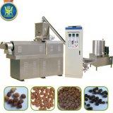 Pienso que hace la línea de la producción alimentaria de la máquina/del animal doméstico