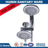 24 조정 Ultra-Luxury 3 Way Head Shower Hand Shower Shower Set