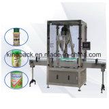 Blikken/Tin/Kruiken/het Vullen van het Poeder van de Melk van Flessen Automatische Machine