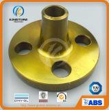 위조된 용접 또는 용접 목 Wn 탄소 강철 플랜지 (KT0395)