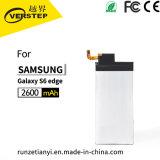 Remplacement de capacité totale pour la batterie de bord de la galaxie S6 de Samsung, batterie de polymère de Lithium-Ion