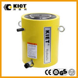 Cylindre hydraulique à simple effet de tonnage élevé