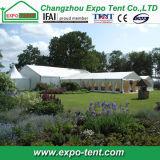 Grande tente en aluminium pour l'exposition