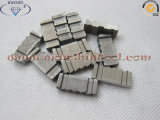 Turbo concreto Diamond Segments Core Bit Segment para Concrete