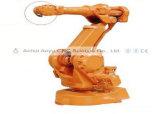 De forma totalmente automática de chorro de agua de robótica de la máquina de corte para cortar varios materiales.
