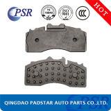 Wva29227 Китай производитель диск тормозных колодок опорной плиты