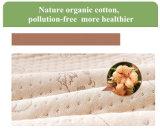 Couche imperméable en bambou et coton bio à quatre couches pour bébé