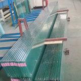 На заводе прямые продажи 12мм Увеличенный безопасности закаленного ламинированного стекла