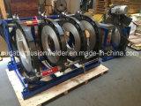 Sul 250mm, 280mm, 315mm, 355mm, 400mm, máquina hidráulica da solda por fusão da extremidade de 450mm para a tubulação