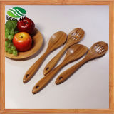 Ensemble d'ustensiles de cuisine Nature Bamboo