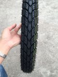 (90/90-18 90/90-17) Factory Manufacture Motorcycle Tyre Clouded