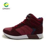Nuevos zapatos ocasionales de llegada del cemento de las mujeres calientes