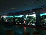 Hohe miete LED-Bildschirmanzeige der Definition-P3.91 500*500mm Innenfür Erscheinen