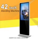 表示機械または屋外広告LED TVの広告する32/42/55/65インチLCDデジタル表示キオスク