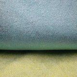 Weiches Polyester-Gewebe für Schuh-heißes Goldstempelngewebe