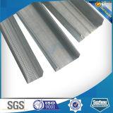 Stifte/Gips-Vorstand-Trennwand-Stahlspur und Stifte