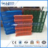 Vloer Met latjes van de Apparatuur van het landbouwbedrijf de Plastic voor het Gevogelte van de Schapen van de Geit van het Varken