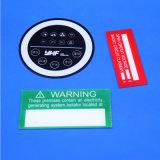 El panel de acrílico de la impresora de la pantalla del PVC