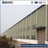 Chianプレハブの鋼鉄構築の構築の鉄骨フレームの倉庫