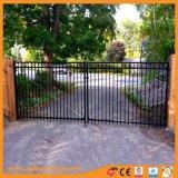粉の上塗を施してあるアルミニウム装飾用のアーチ形にされたゲート