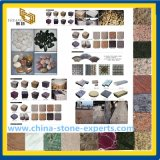 Pavingの庭、Wallのための自然なGranite及びMarble及びCobble Decoration Stone