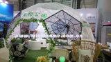 Meubles extérieurs de jardin de qualité de la tente Bp-6001 du football