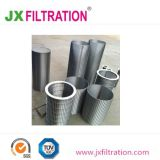 Alta calidad de acero inoxidable 316L cartucho de filtro de agua