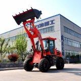 De Hete Verkoop van Europa de Lader van het Wiel van 2 Ton Zl20 met Ce- Certificaat