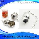 Tee-Kugel Infuser mit Keychain Nizza Entwurf