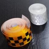 Fita reflexiva do PVC de Pinted da veste da segurança para a roupa