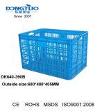 Caixa de plástico, caixa de embalagem de plástico, caixa de armazenamento de plástico