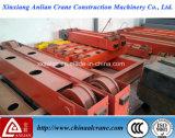 Travelling MotorのCrane Used端Beam