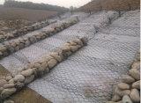 Gabião gaiola (fábrica certificada pela SGS)