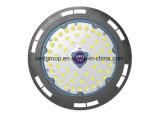 120W 150W 200W Hoge LEIDENE het Van uitstekende kwaliteit van het UFO van het Aluminium van het Afgietsel van de Matrijs van het Lumen Hoge Licht van de Baai met de Garantie van Jaar 2-5