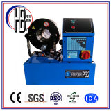 Máquina que prensa hidráulica automática del manguito '' ~2 '' del último estilo 1/4 usada en campo hidráulico con 3 años de garantía