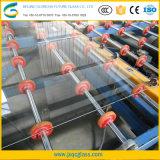 China Fornecedor 15mm super grande de vidro de segurança temperado transparente