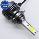 Gt3b自動ランプH4 H7 LEDのヘッドライト30W 4000lm LED車ランプの自動ヘッド球根9005