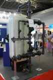 High Flow Rate Industrial Water Filter Multi-Valve System