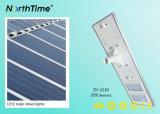 indicatore luminoso di via solare tutto compreso di 110W LED con 3 anni di garanzia