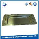 Die Soem-Blatt-Herstellungs-Metalteile verurteilen das Stanzen/, das für Tür-Scharnier stempelt